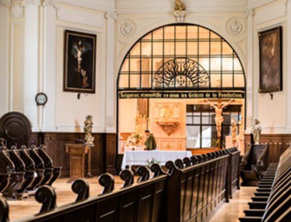 ARTICLE 19 - «Dans les coulisses...» du Monastère des Augustines - Québec