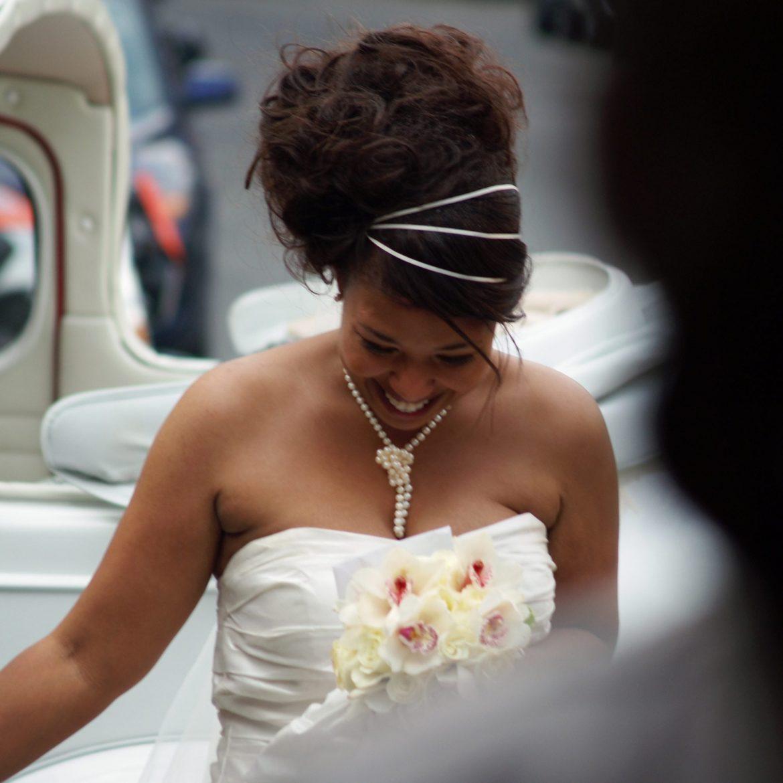 Photographie de mariage