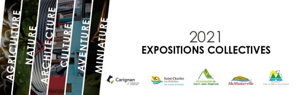 Expositions Collectives 2021